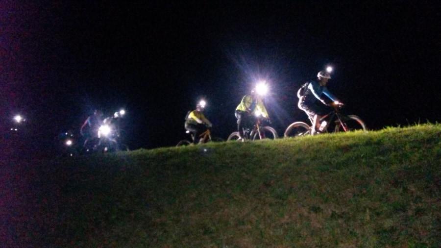 Fit durch den Winter 2 - Nachtbiken am Dienstag