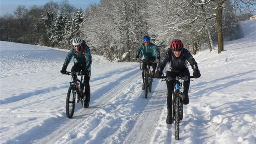 Fit durch den Winter 1 - Biken am Sonntag