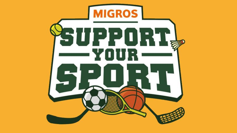 Migros: Support your Sport